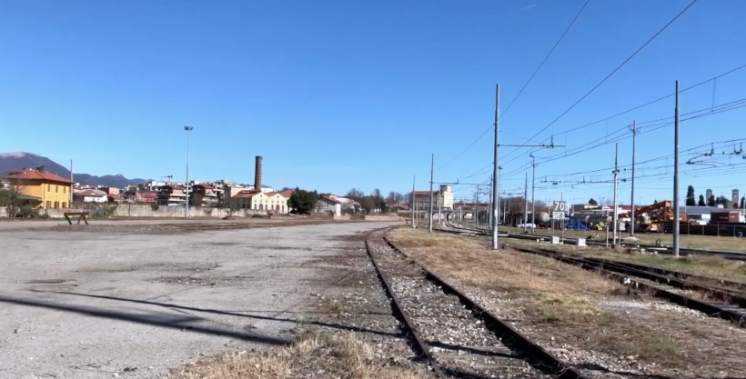 sopralluogo scalo ferroviario